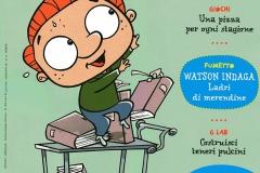 Elementare Waton - cover il giornalino